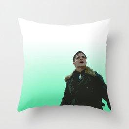 Steve Trevor 2 Throw Pillow