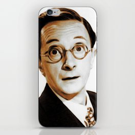 Charles Hawtrey, Carry On Legend iPhone Skin