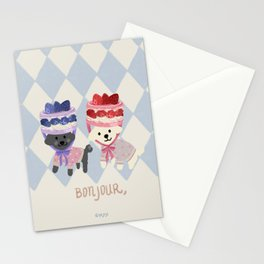 Sweetness Overload Stationery Cards