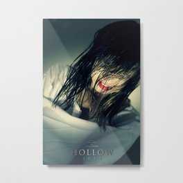 Hollow 2013 poster #2 Metal Print