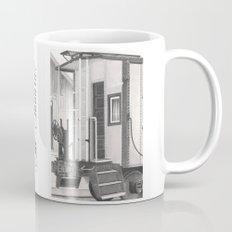 All aboard! Mug