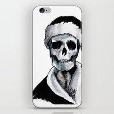 Blackest Ever Black Xmas iPhone & iPod Skin