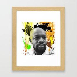 Buttered Soul Framed Art Print
