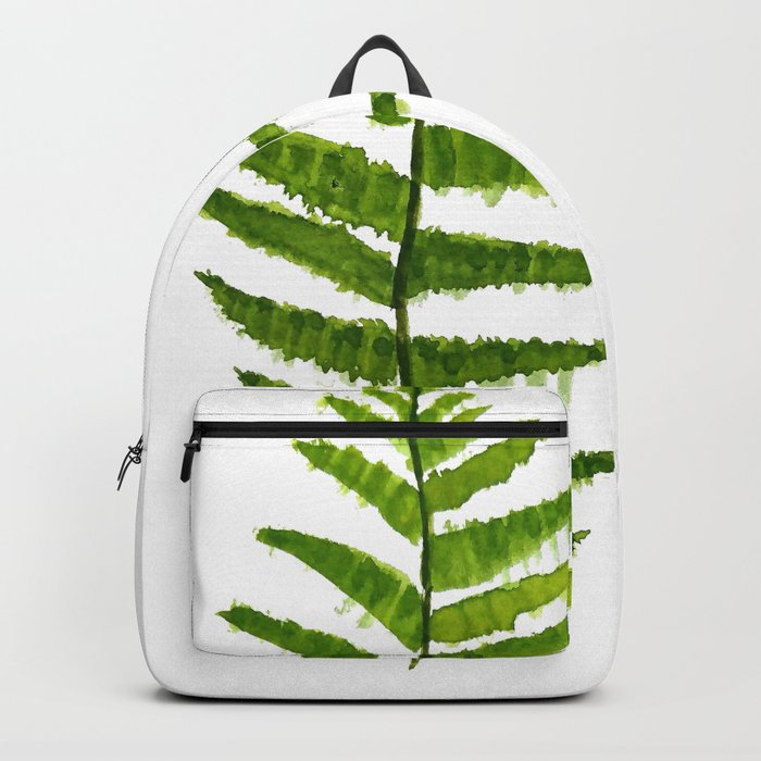 Ostrich fern Backpack