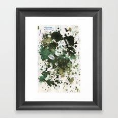 inkdots Framed Art Print