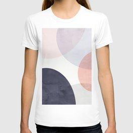 Pastel Shapes IV T-shirt