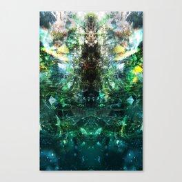 AncestralJungle Canvas Print