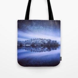 Vanajavesi lake Finland Tote Bag