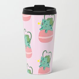 Little Bulba, Big Macaron Travel Mug
