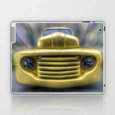 Yellow Peril  Laptop & iPad Skin