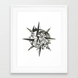 Tattoo 2 Framed Art Print