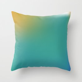 Intertidal 006 Throw Pillow