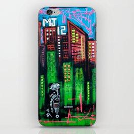 Robo World - City Of Secrets iPhone Skin