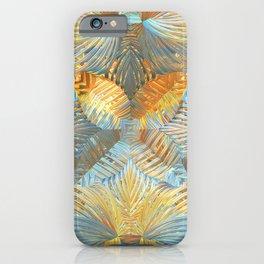 Abstract Garden iPhone Case