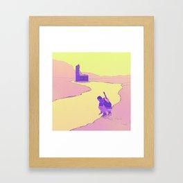 Rivergazer Framed Art Print