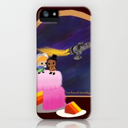 Firefly Wedding  iPhone Case