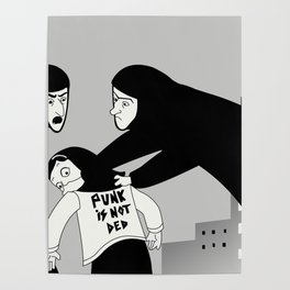Punk is Not Ded! Poster