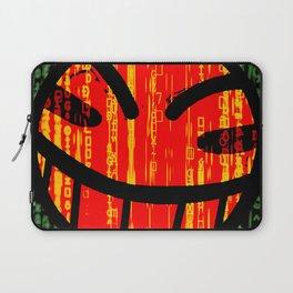 Cowboy Bebop Hacked Smile Laptop Sleeve