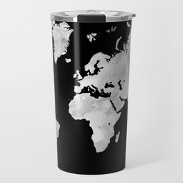 Design 70 world map Travel Mug