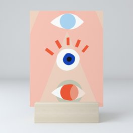 Eyes Mini Art Print