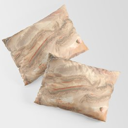 Faults in Xinjiang | Spacer Collection Pillow Sham