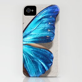 Morpho iPhone Case