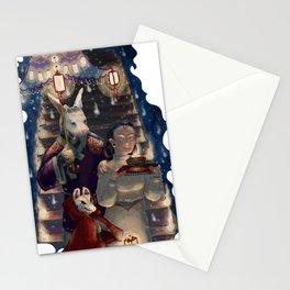 Ignis Fatuus Stationery Cards