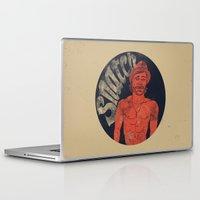 snatch Laptop & iPad Skins featuring Snatch by javier millan