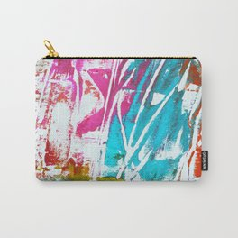 Abstract Moment Carry-All Pouch