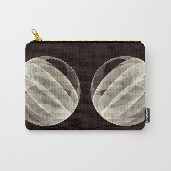 Modern Magic 3D Sphere Carry-All Pouch