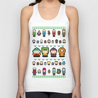 sweater Tank Tops featuring Sweater Park by Brieana