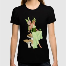 Absinthe the Green Fairy T-shirt