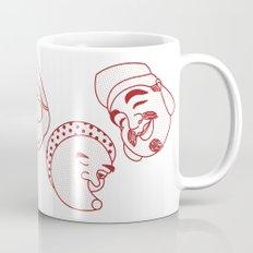 Japanese Masks Mug