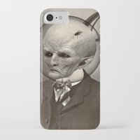 earthbound iPhone & iPod Cases featuring EARTHBOUND MISFIT by Julia Lillard Art