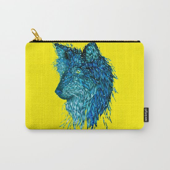 Pop Wolf Carry-All Pouch
