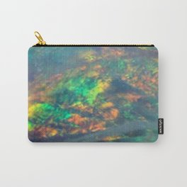 Fire Opal Carry-All Pouch