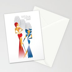 I Got a Gal Stationery Cards