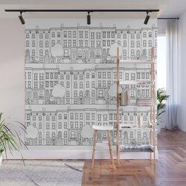 blocks of Brooklyn Wall Mural