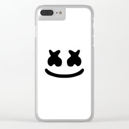 marshmellow Clear iPhone Case