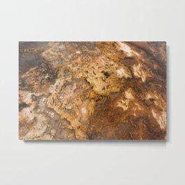 Sulfur Springs Metal Print