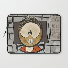 Dr. Hannibal Lecter - Silence of the Lambs Character Laptop Sleeve
