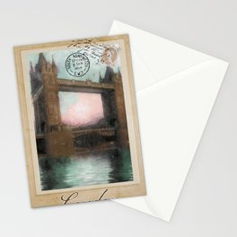 European Vacation London Stationery Cards