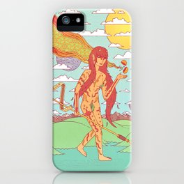 The Happen Dasher.  iPhone Case