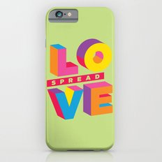 Spread Love iPhone 6s Slim Case