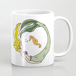 Mermaid Kisses Coffee Mug