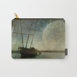 Shipwreck on Lake Ontario Carry-All Pouch