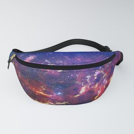 New View of Milky Way Fanny Pack