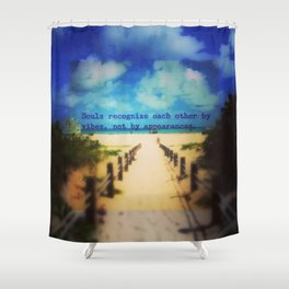 Souls Recognition Shower Curtain