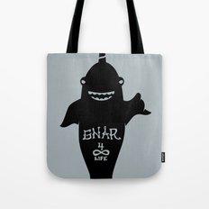 GNARWHAL Tote Bag