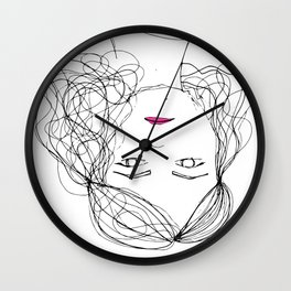Why smile? Wall Clock